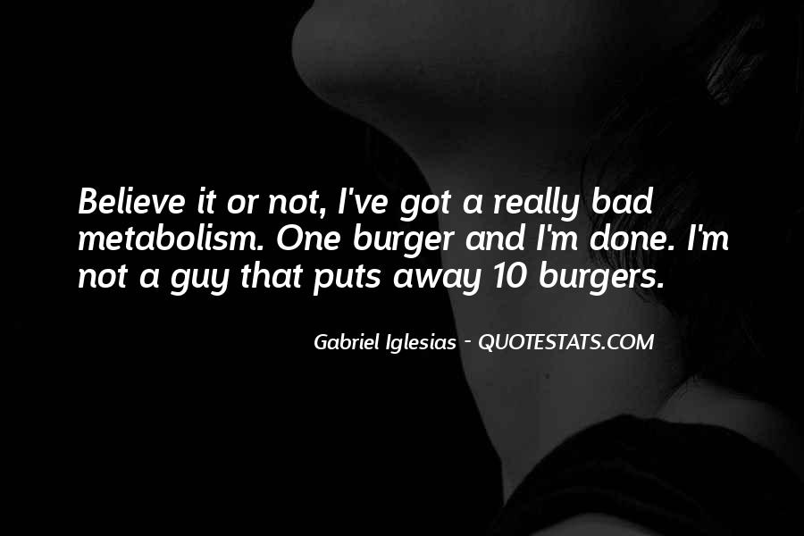 Quotes About Gabriel Iglesias #292958