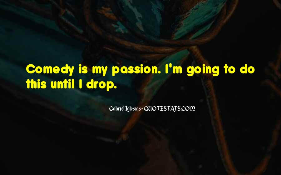 Quotes About Gabriel Iglesias #313103