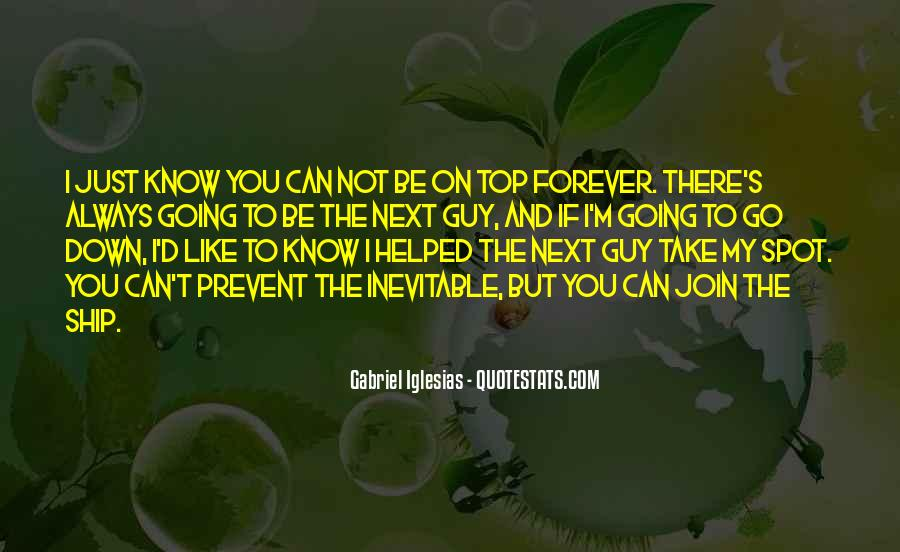 Quotes About Gabriel Iglesias #418549