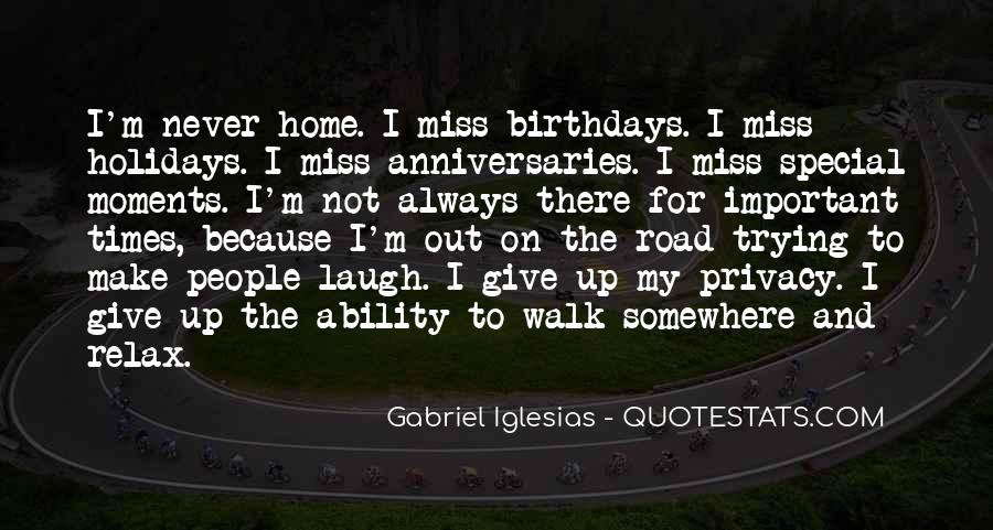 Quotes About Gabriel Iglesias #458228