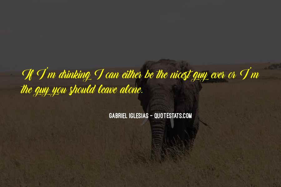 Quotes About Gabriel Iglesias #510443