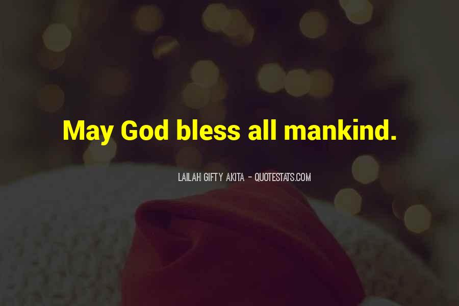 Thankful For Life's Blessings Quotes #1080370