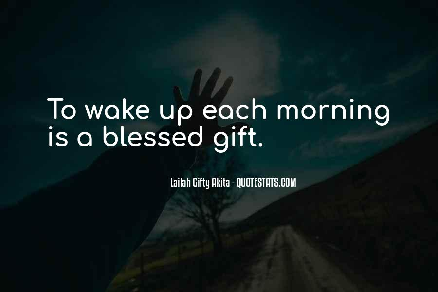 Thankful For Life's Blessings Quotes #636151