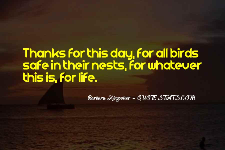 Thanks For All Quotes #8345