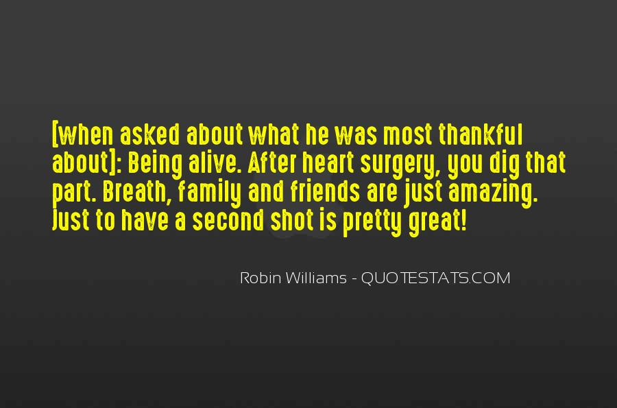 Thanksgiving For Friends Quotes #991142