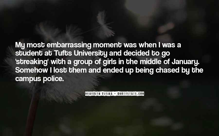 That Embarrassing Moment When Quotes #1365313