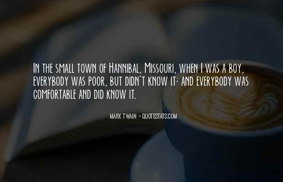 Quotes About Hannibal #344622