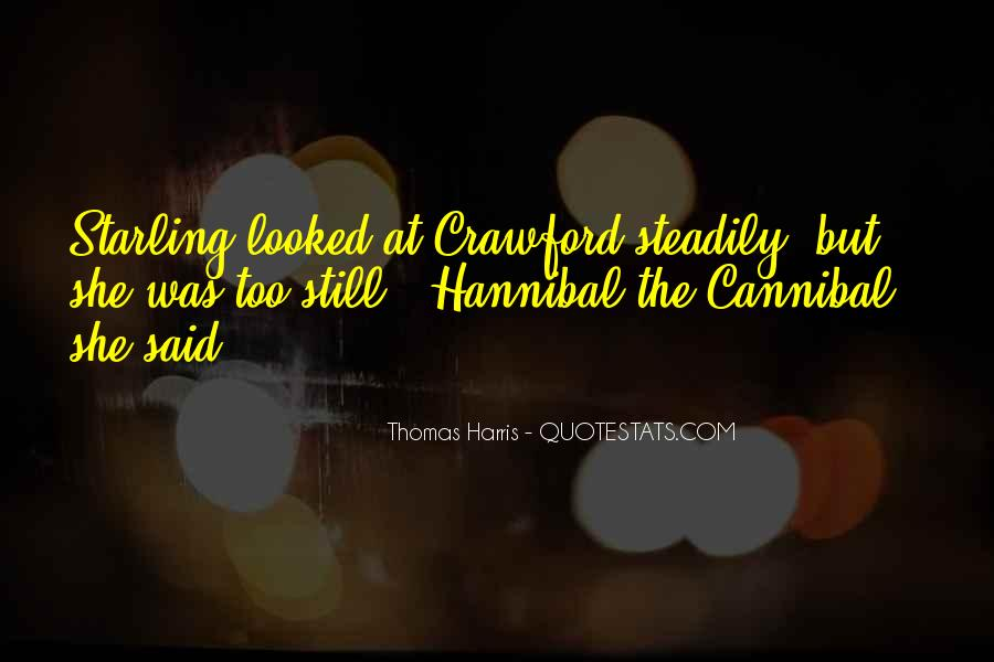 Quotes About Hannibal #368691