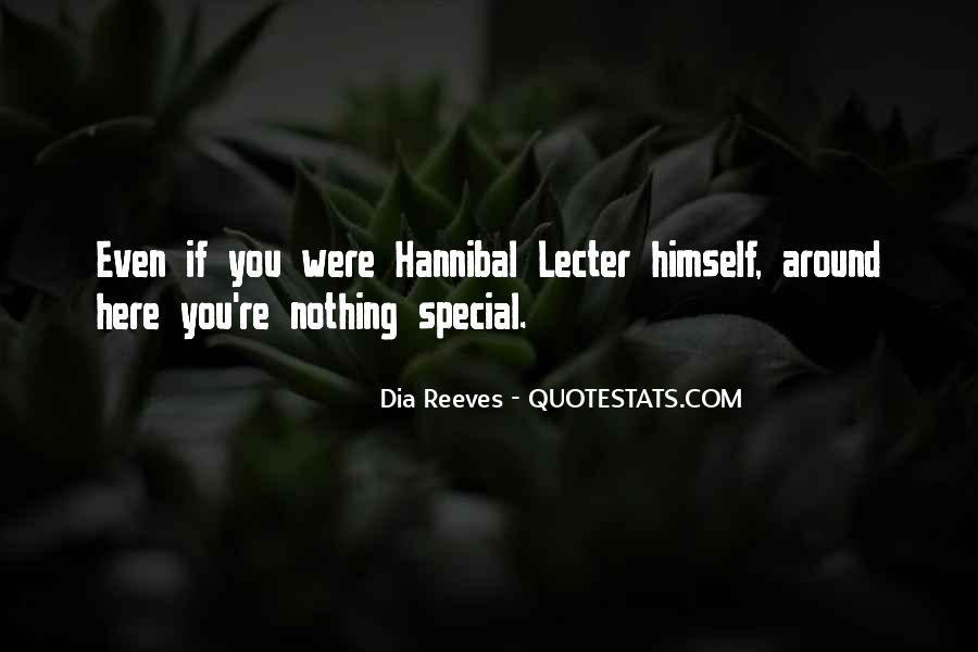 Quotes About Hannibal #519964