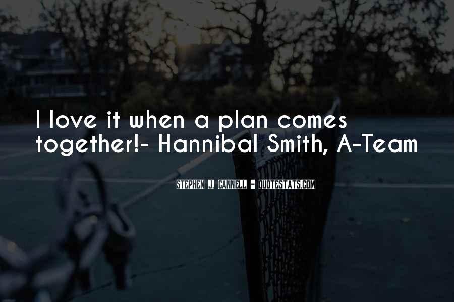 Quotes About Hannibal #771920