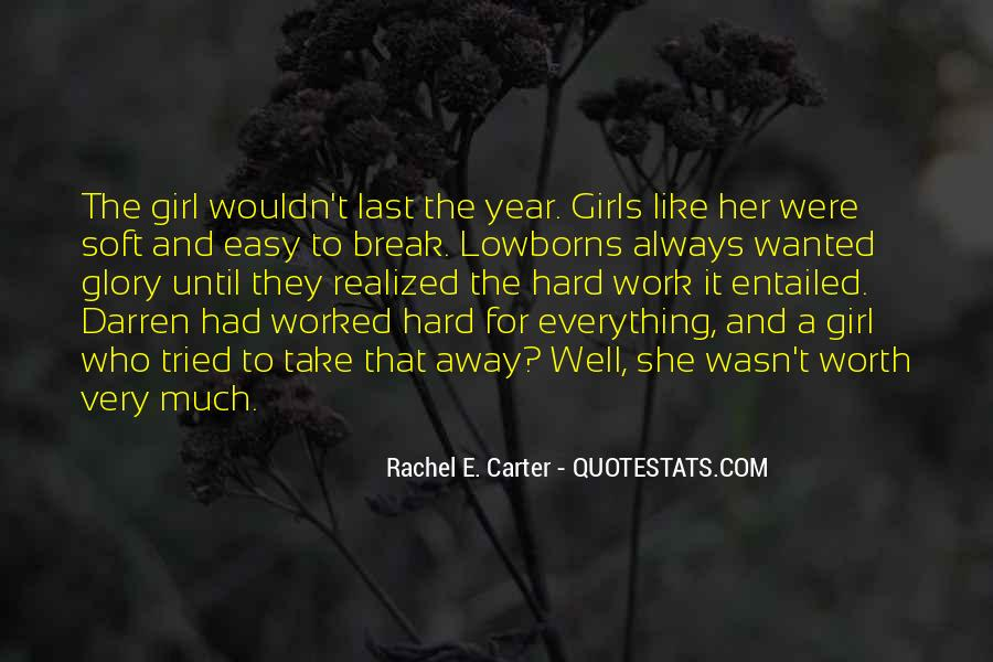 That Girl Love Quotes #174202