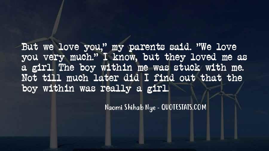 That Girl Love Quotes #224331