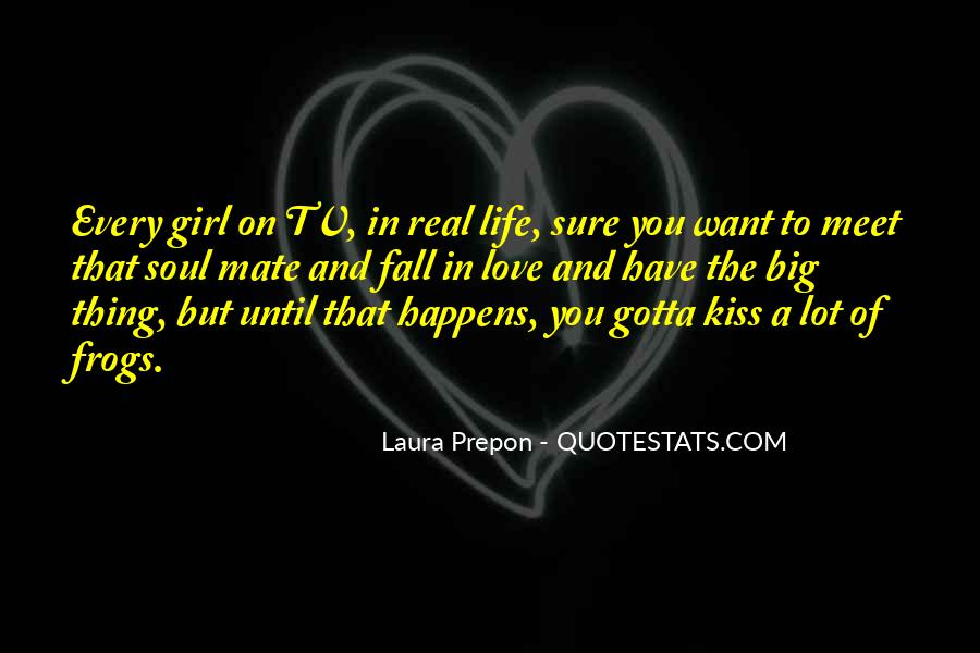 That Girl Love Quotes #336170
