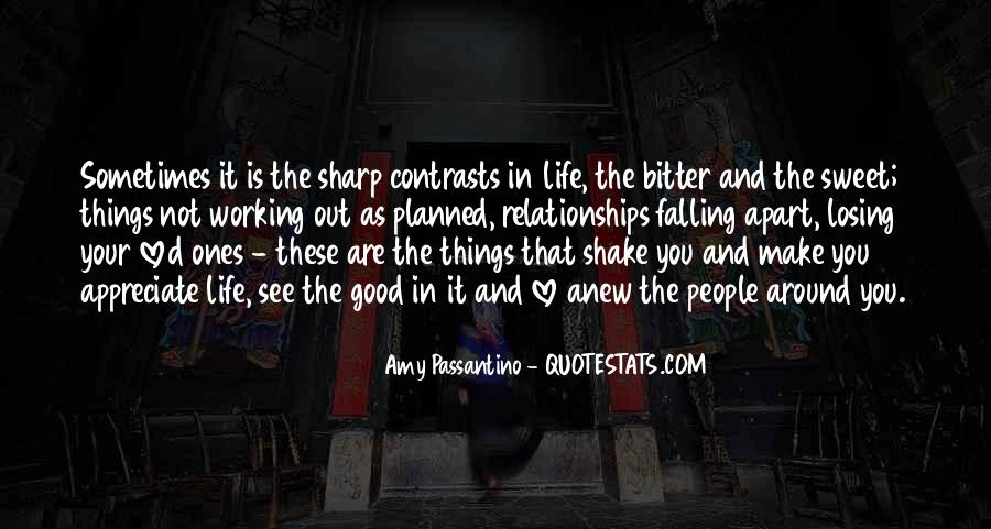 That Good Life Quotes #34739