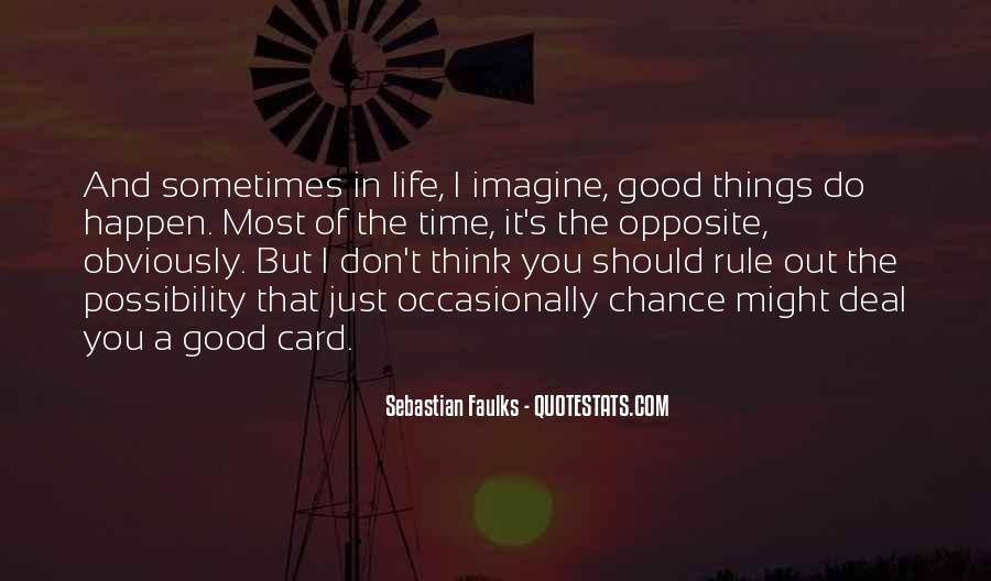 That Good Life Quotes #62101