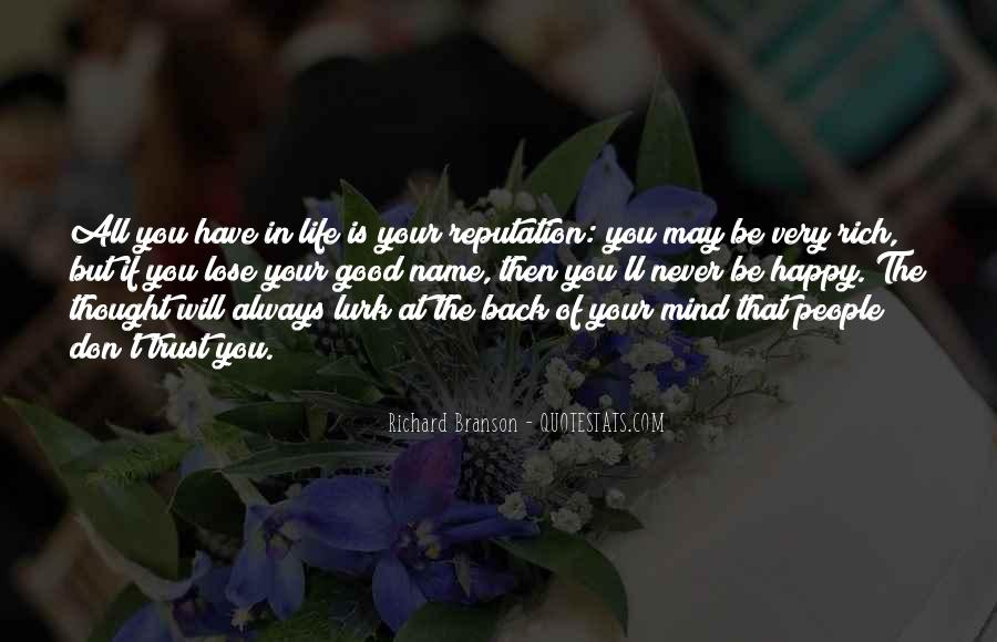 That Good Life Quotes #68197