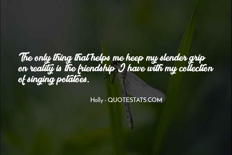 That Is Me Quotes #6511