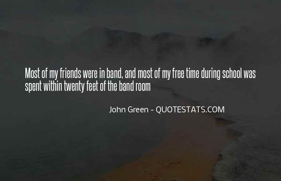 Quotes About John Green #18504