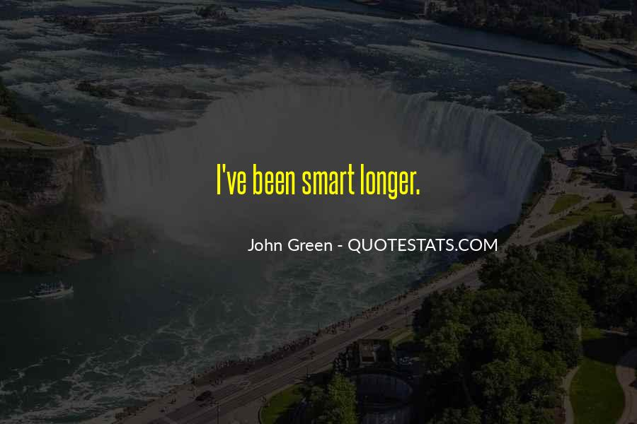 Quotes About John Green #26421