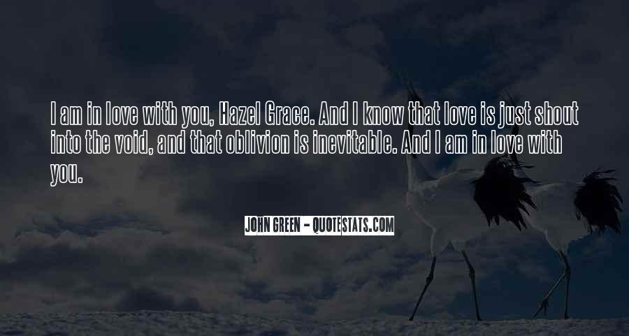 Quotes About John Green #31760