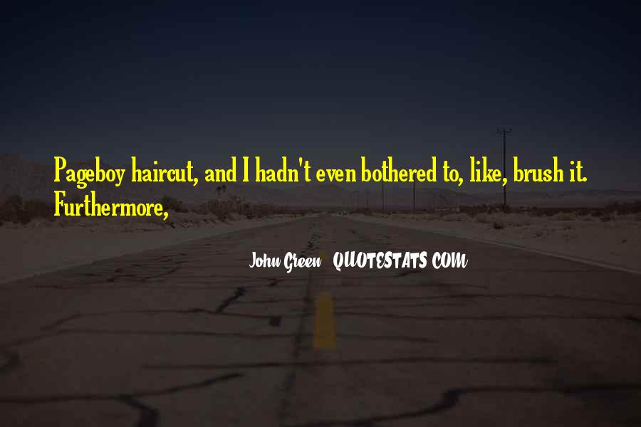 Quotes About John Green #32685
