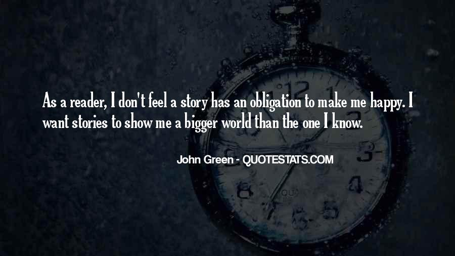 Quotes About John Green #36238
