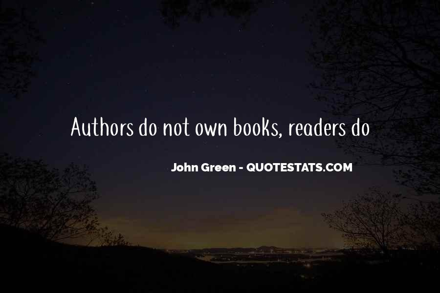 Quotes About John Green #41568