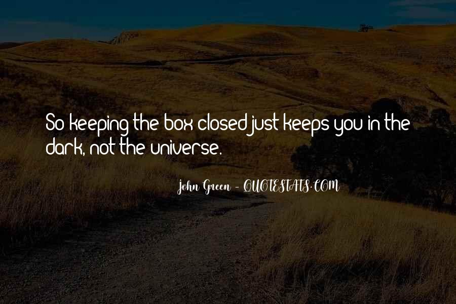 Quotes About John Green #4284