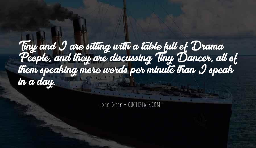 Quotes About John Green #54898