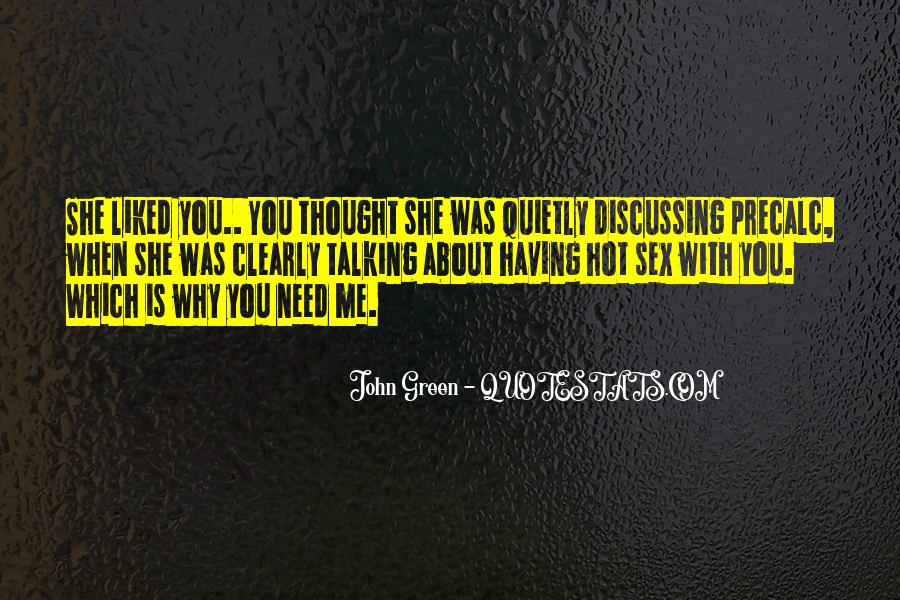 Quotes About John Green #58203