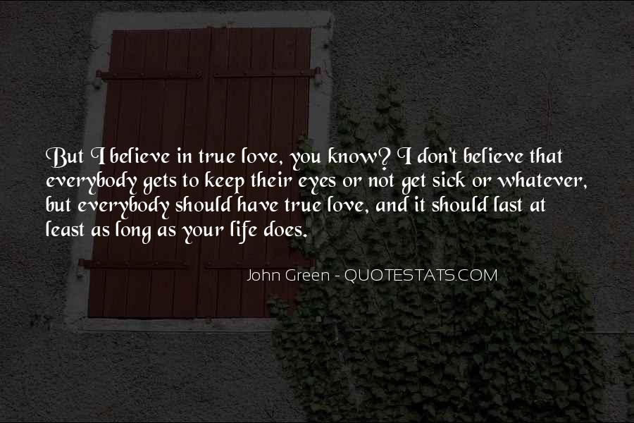 Quotes About John Green #65598