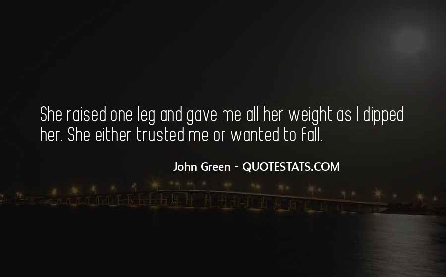 Quotes About John Green #66718