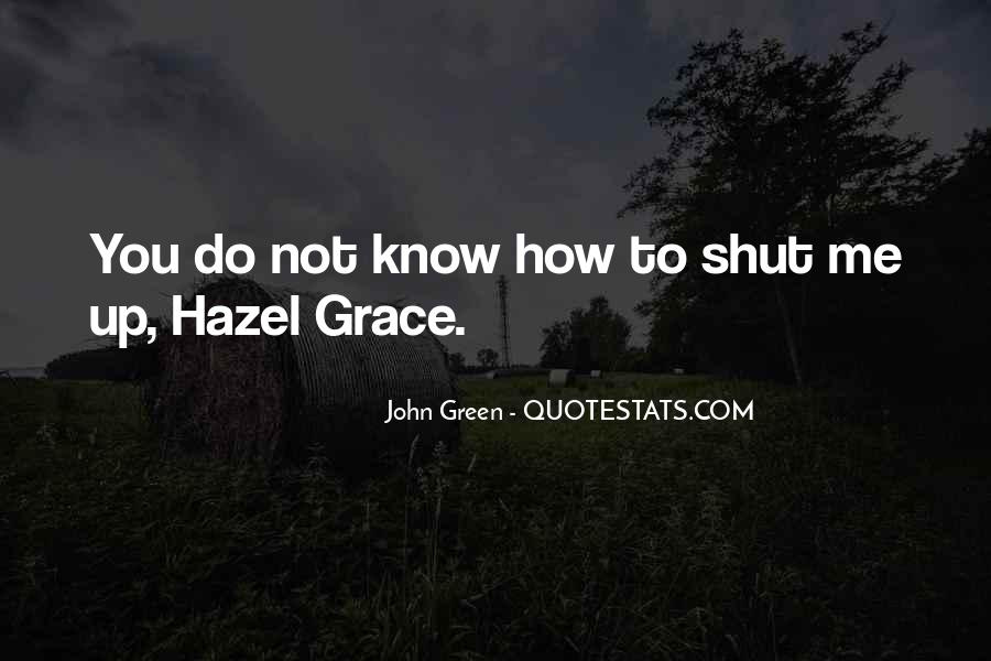 Quotes About John Green #71594