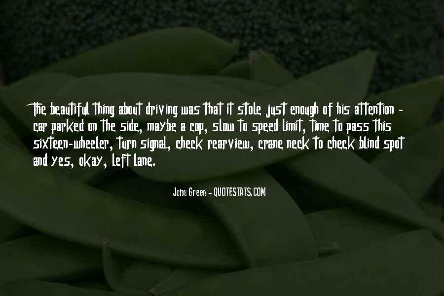 Quotes About John Green #8834