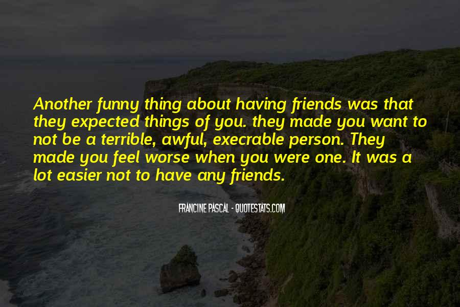 That One Person Funny Quotes #1053912
