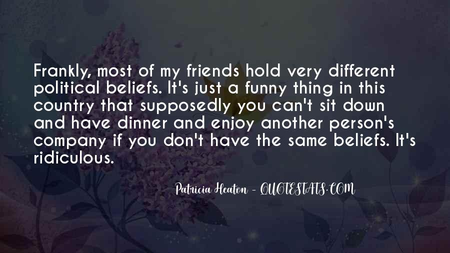 That One Person Funny Quotes #122495