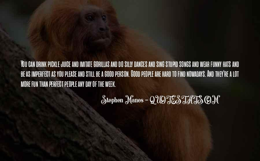 That One Person Funny Quotes #139333