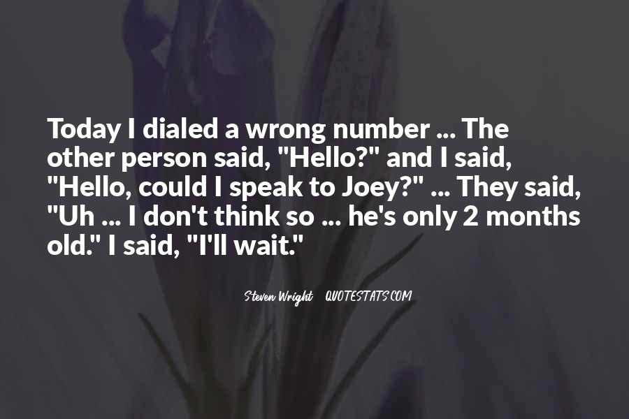 That One Person Funny Quotes #247489