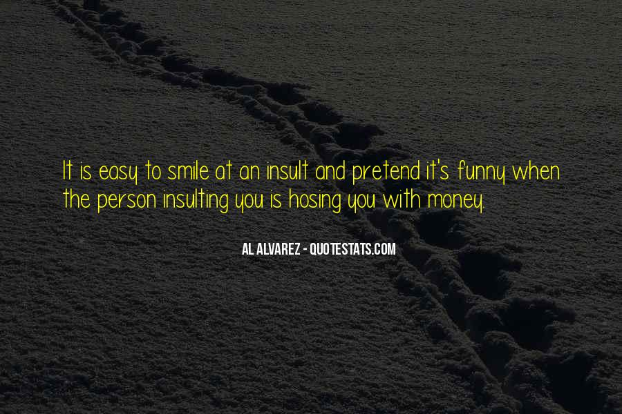 That One Person Funny Quotes #31776