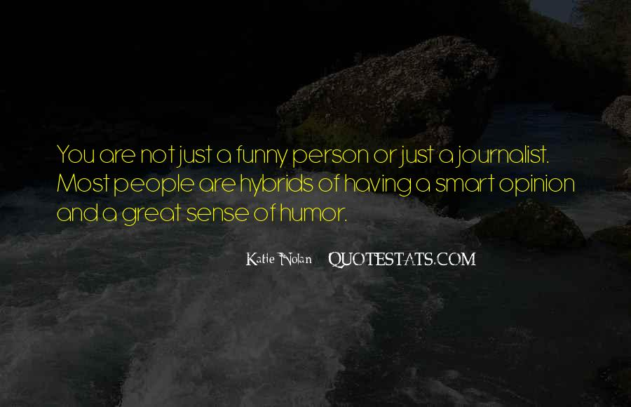 That One Person Funny Quotes #65488