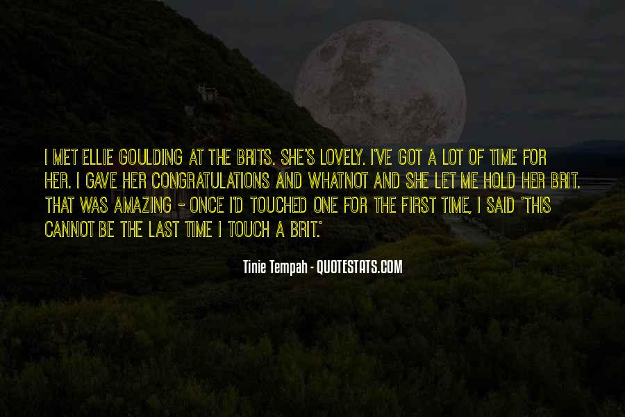 That Was Amazing Quotes #142260