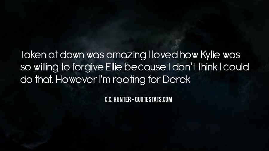 That Was Amazing Quotes #188317