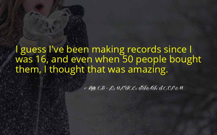 That Was Amazing Quotes #295936