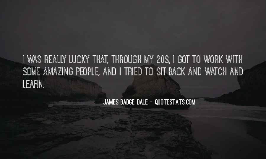 That Was Amazing Quotes #418939