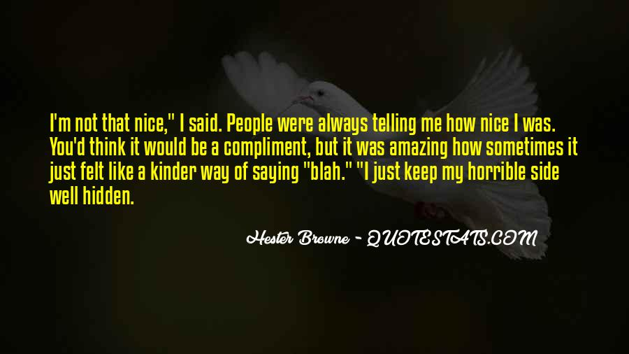 That Was Amazing Quotes #455602