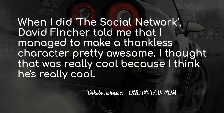 That Was Awesome Quotes #1046206