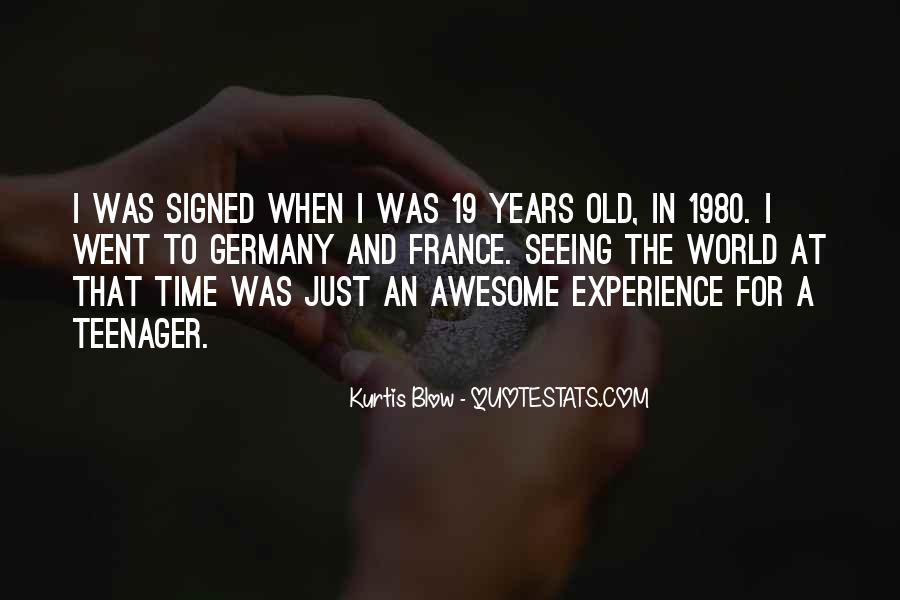 That Was Awesome Quotes #1071868
