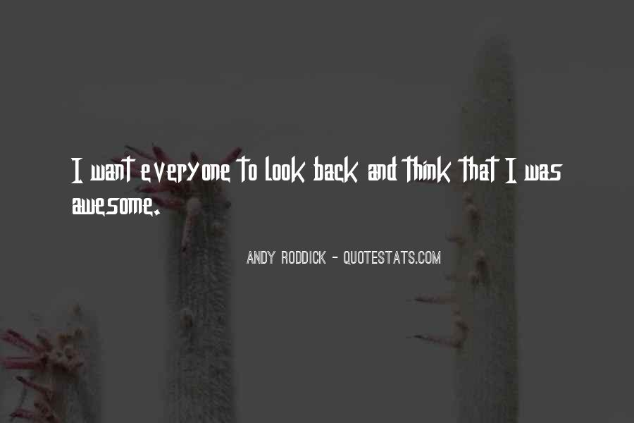 That Was Awesome Quotes #1206336