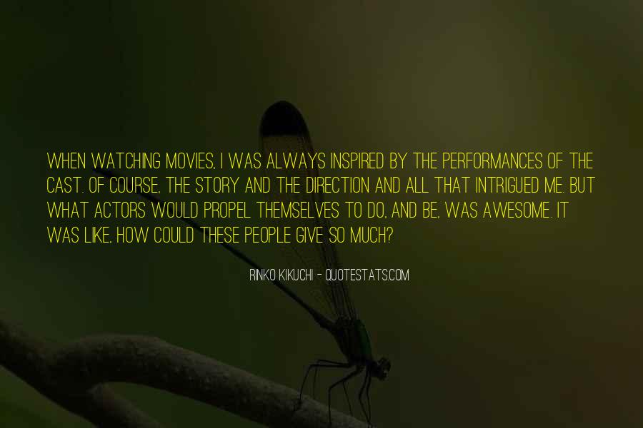That Was Awesome Quotes #398893