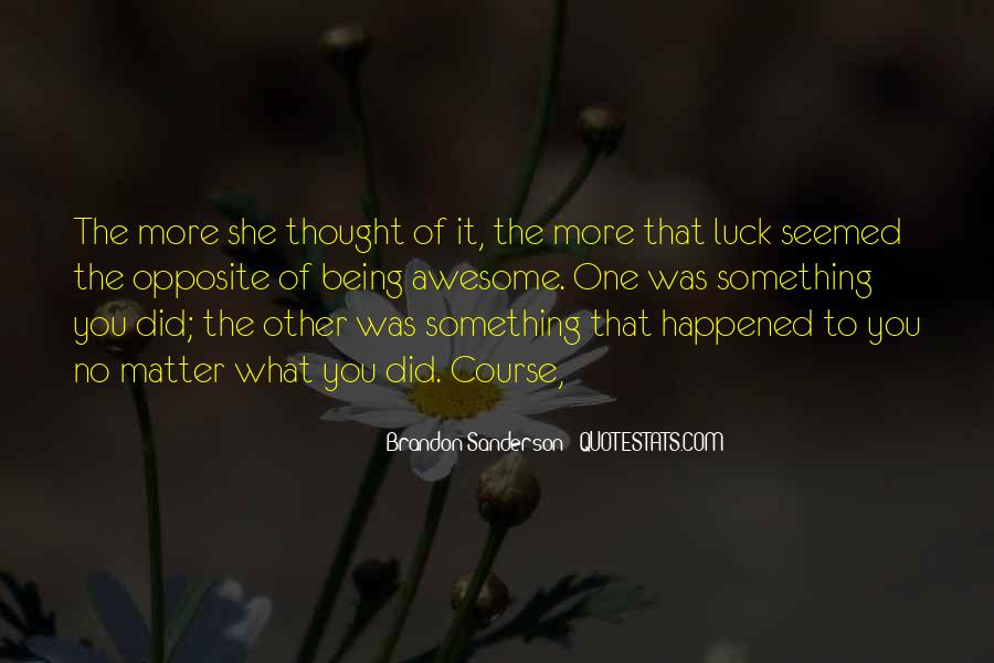 That Was Awesome Quotes #423793